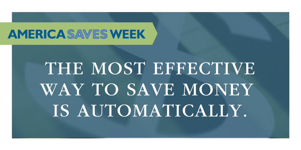 america saves week run the money